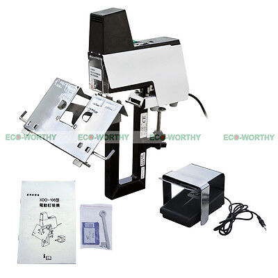 110V Perfect Electric Book Binding Flat / Saddle Binder Machine for Album