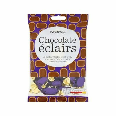 Chocolate Eclairs Waitrose 225g