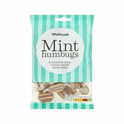 Mint Humbugs Waitrose 225g