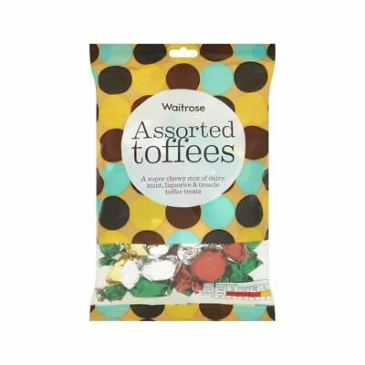 Assorted Toffees Waitrose 225g