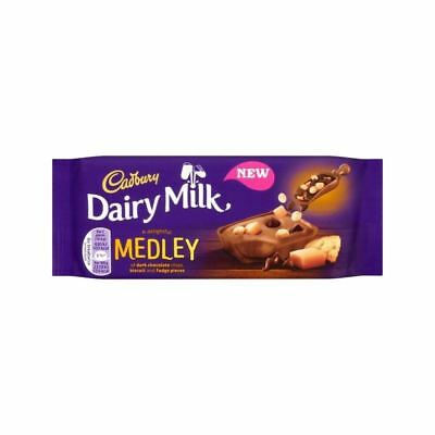 Cadbury Dairy Milk Medley Fudge 93g