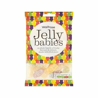 Jelly Babies Waitrose 225g