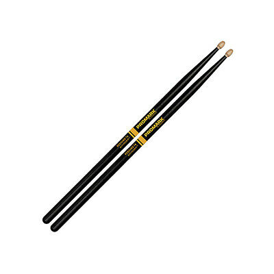 Promark R7AAG Rebound 7A ActiveGrip Acorn Wood Tip Drum Sticks