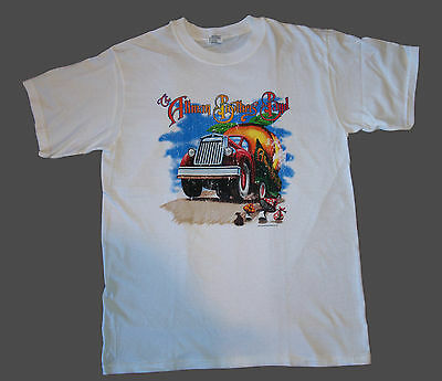 ALLMAN BROTHERS BAND - Road - T SHIRT S-2XL New Official Live Nation Merchandise