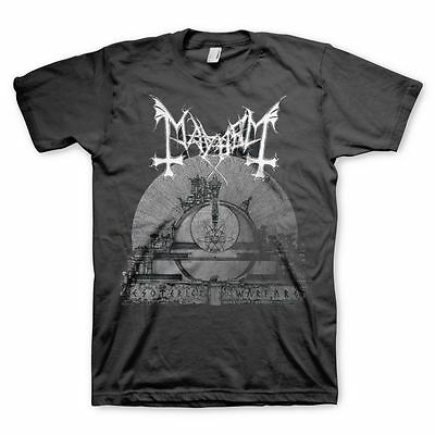 MAYHEM Esoteric Warfare T SHIRT Sizes S-M-L-XL-2XL New Official Kings Road Merch