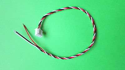Heng Long cables and connector for 1/16 scale RC tanks