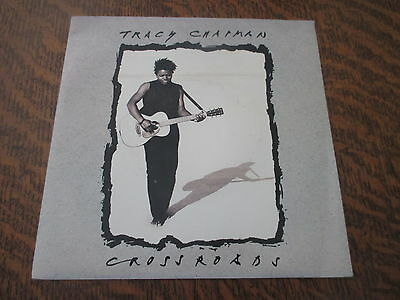 45 tours TRACY CHAPMAN crossroads