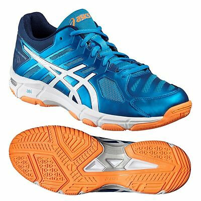 Asics Gel-Beyond 5 Mens Squash Practice Trainers Tennis Indoor Court Shoes
