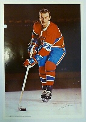 1970 Pro Stars Publications Guy Charron Poster