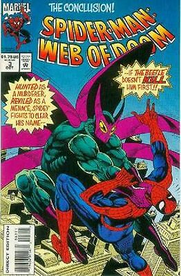 Spiderman: Web of Doom # 3 (of 3) (USA, 1994)