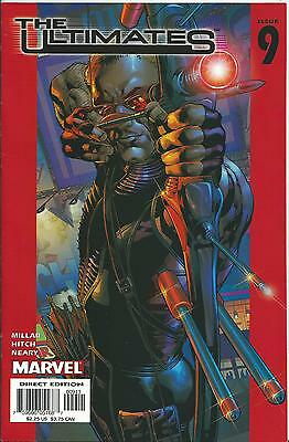 The Ultimates #9 (Marvel)  2003 (Nm-)