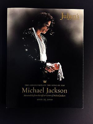 Michael Jackson Julien's Catalog