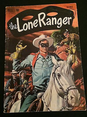 LONE RANGER #42 VG- Condition