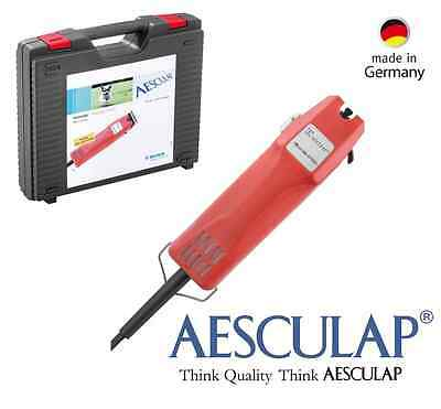AESCULAP Hunde Schermaschine GT114 Speed / Favorita Speed ohne Scherkopf. 34311