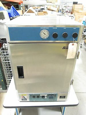 Blue M / Lindberg VO1218SA Vacuum Oven Stainless Steel 260°C 120VAC 1.5cuft
