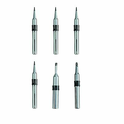 Replacement Spare Antex Soldering Iron Tip Set 3 Pack