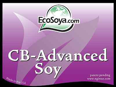 Soy Wax 1.9Kg ~ Eco Soya CB-Advanced ~ Pure luxurious candle making flakes