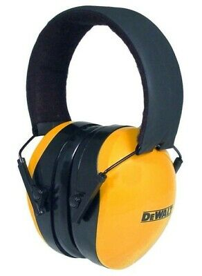 Dewalt Interceptor Ear Muffs - Dewalt Hearing Protection