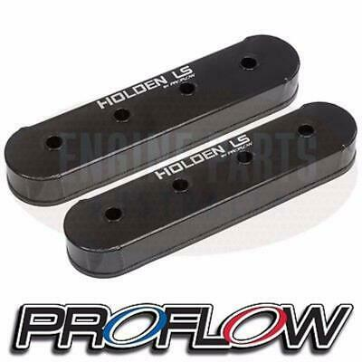 Proflow Fabricated Valve Rocker Covers Holden Chev Ls1 Ls2 Ls3 L76 L98 Ls3 Lsa