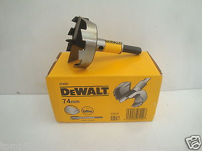 Dewalt Dt4587 74Mm Self Feed Wood Auger Drill Bit