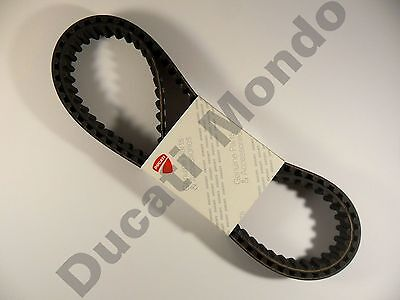 Ducati OEM pair cam timing belts ST3 Multistrada 1000 1100 Monster S2R SC GT HYM