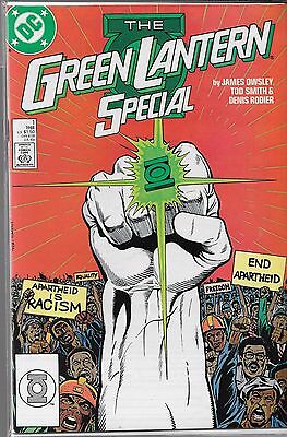 The Green Lantern Special #1 (Nm-) Copper Age Dc