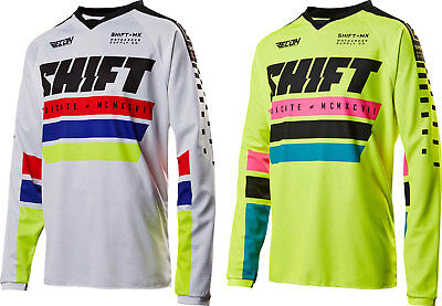2017 Shift Recon Phoenix Jersey - Motocross Dirtbike Offroad