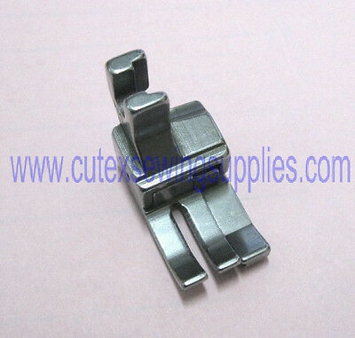 Compensating Top Stitch Presser Foot for Low Shank Home Sewing Machines