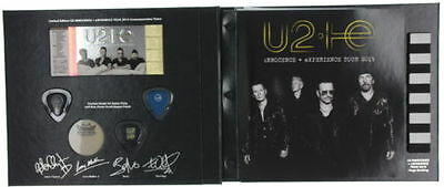 NEW U2  ~ Limited Edition VIP Fan Package  Book Memorabilia IE TOUR 2015