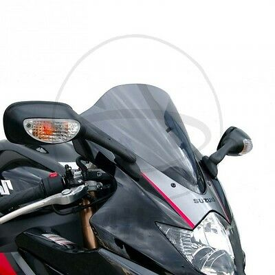 Suzuki GSX-R 1000 2006 MRA Racing Screen Smoke Grey