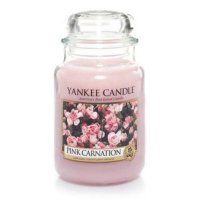 Yankee Candle Duftkerze Housewarmer Pink Carnation (623g) - USA Special