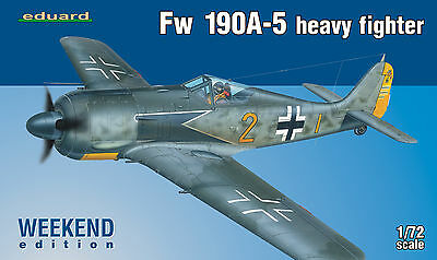 EDUARD 7436 Fw190A-5 Heavy Fighter in 1:72