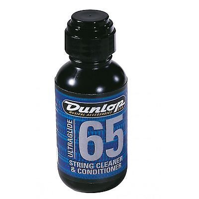 Jim Dunlop 65 Ultimate Guitar shields String Conditioner 2 oz Pump Spray Bottle