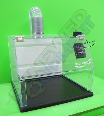 Flow Sciences FS2010BKFVA 2ft VBSE Ventilated Balance Safety Enclosure Hood