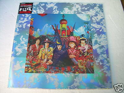 Lp The Rolling Stones Their Satanic Majestic... Psych
