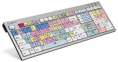 Logickeyboard Sony Vegas Pro PC Backlit Astra USB Wired Keyboard For Win