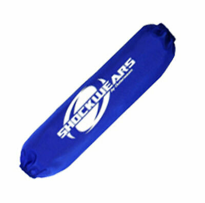 Polaris Scrambler 500 Shock Cover Pair Blue by Outerwears - 30-1121-02