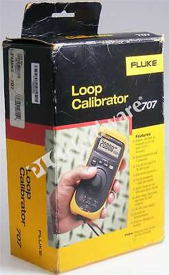 Fluke 707 Loop Calibrator with Test lead Set