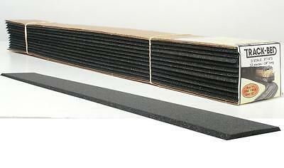 O Scale Woodland Scenics 12 x Track Bed Foam underlay 24inch FNQHobbys ST1473