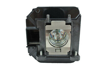 Original Equivalent Bulb in cage fits EPSON H383A Projector