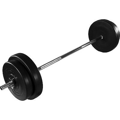 MOVIT Barbell Set 30kg Barbell Barbell bar Weights Dumbbell weights