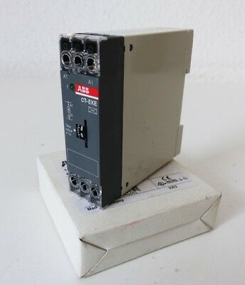 ABB CT-EKE 1SVR550509R1000 Zeitrelais -unused/OVP-