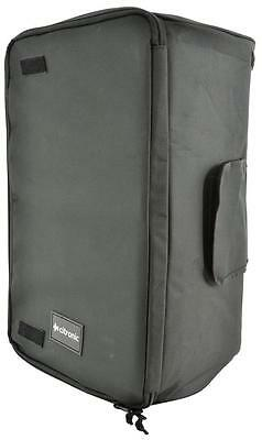"""Citronic 127.069 Hk&Loop Attached Flaps Generic Padded 10"""" Speaker Transit Bags"""
