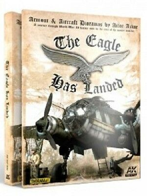 AK Interactive 687 - The Eagle Has Landed              Book      New