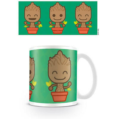 Guardians Of The Galaxy Baby Groot Mug Ceramic Coffee Tea Cup Film Marvel Rocket