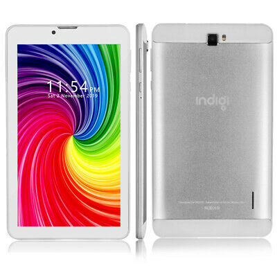 """GSM 4G 7.0"""" Android 9.0 Tablet PC (WiFi + Bluetooth + Dual Camera + Google Play)"""