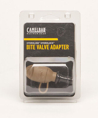 Camelbak HydroLink HydroLock Replacement Bite Valve Assembly Coyote 90891