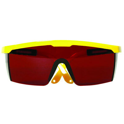 Spectra Q100206 Bright Light Condition Increasaed Visibility Red Laser Glasses