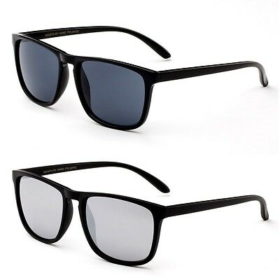 Horn Rimmed Style Sunglasses Thin Keyhole Vintage Frame Color Choices