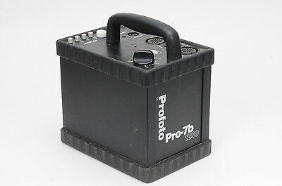 Profoto Pro-7b 1200 w/s Power Battery Pack Generator                        #423